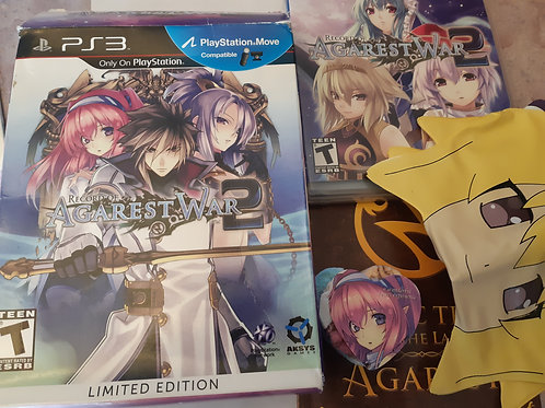 Record of Agarest War 2 [Limited Edition]