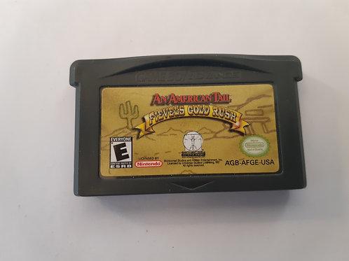 An American Tail Fievel's Gold Rush