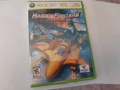 Raiden Fighters Aces (Neuf)