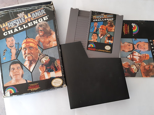 WWF Wrestlemania Challenge (CIB)