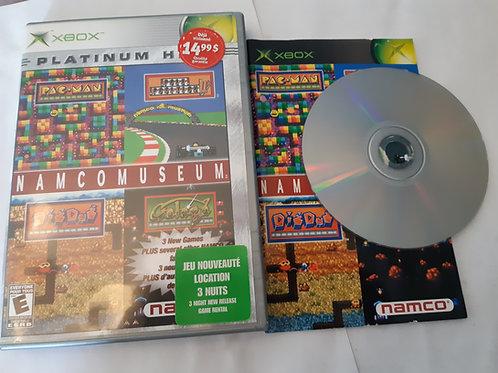 Namco Museum [Platinum Hits]