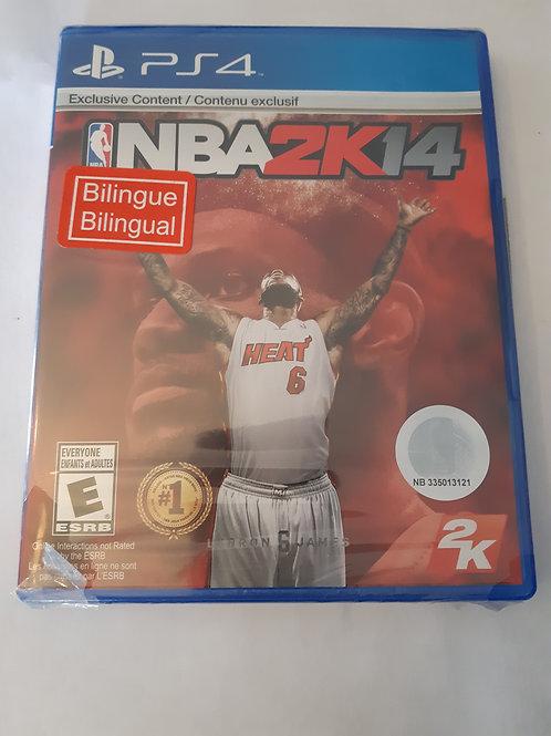 NBA 2K14 (neuf)