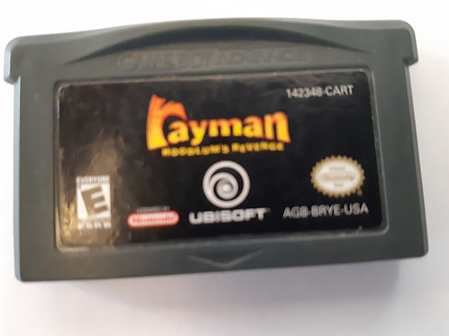 Rayman Hoodlum's Revenge