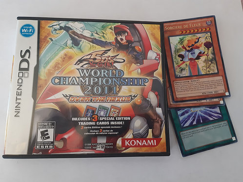 Yu-Gi-Oh 5D's World Championship 2011: Over The Nexus
