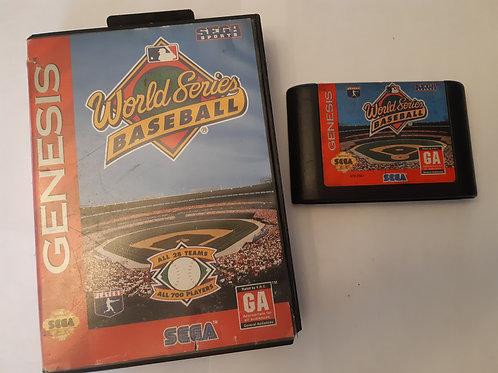 World Series Baseball  (CB)
