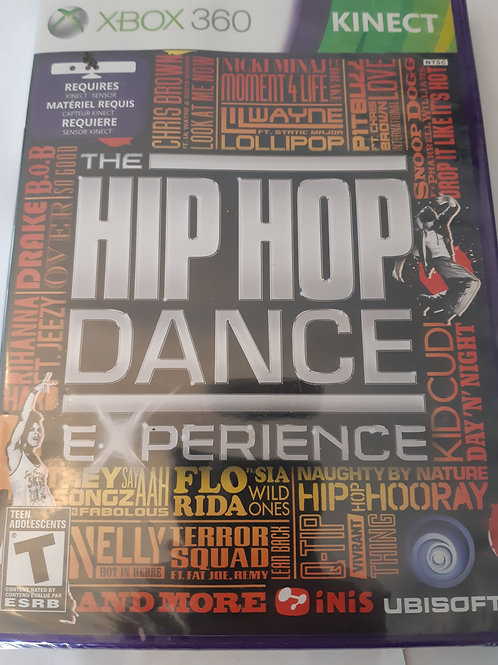 The Hip Hop Dance Experience (Neuf)