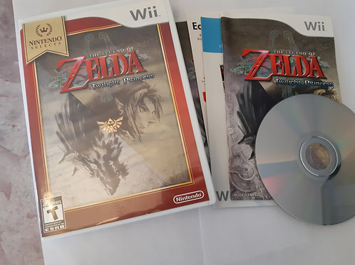 Zelda Twilight Princess [Nintendo Selects]