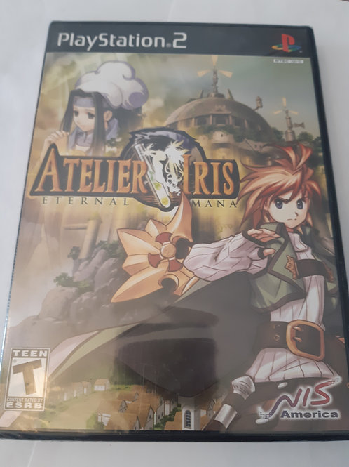 Atelier Iris Eternal Mana (Neuf)