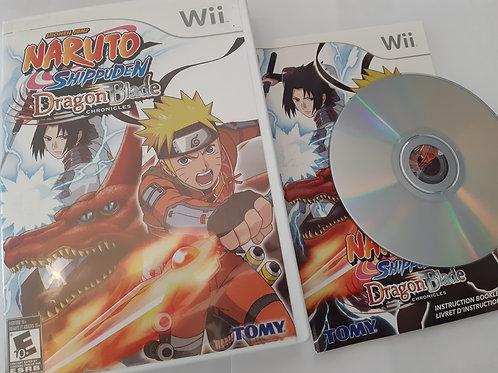 Naruto Shippuden: Dragon Blade Chronicles