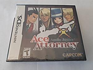 Ace Attorney Apollo Justice (Neuf)