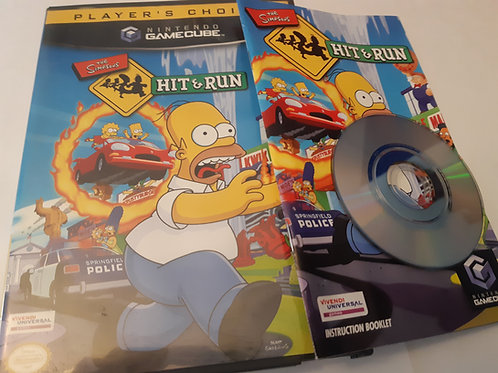 The Simpsons Hit and Run [Player's Choice]