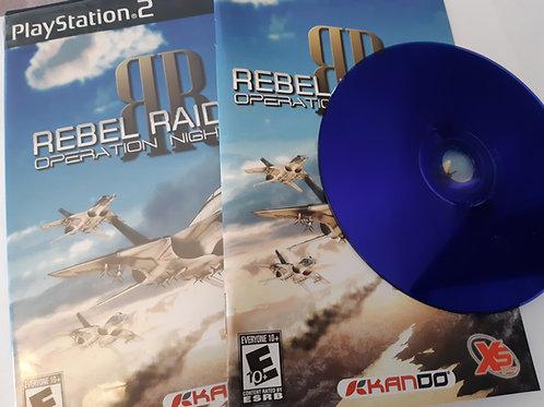 Rebel Raiders Operation Nighthawk