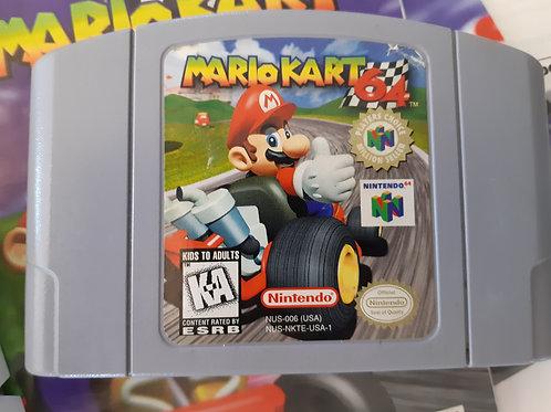 Mario Kart 64 (CIB)