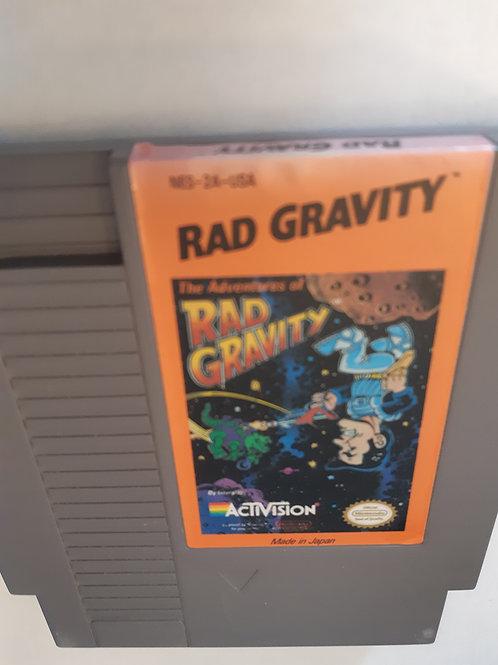 Adventures of Rad Gravity, The