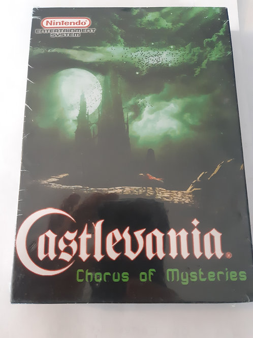 Castlevania Chorus of Mysteries (Homebrew) (Neuf)