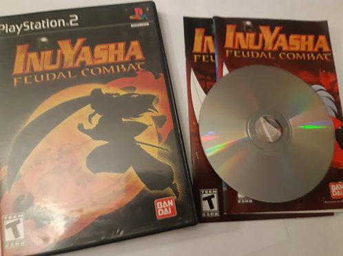 Inuyasha Feudal Combat
