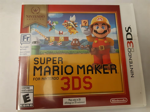 Super Mario Maker [Nintendo Selects]