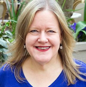Editor Phyllis Korkki (photo by Regan Kelly)