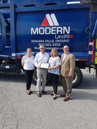 Modern Landfill Inc.