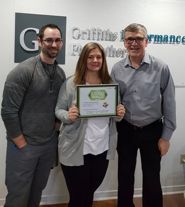 Griffiths Performance Physiotherapy