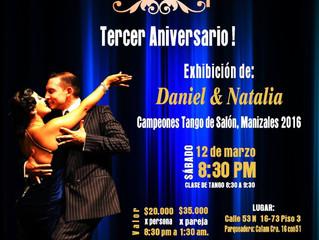 """Milonga """"Pura Estampa"""" ¡Tercer Aniversario! Fotos y videos del evento!"""
