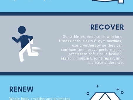 4 Reasons To Cryo