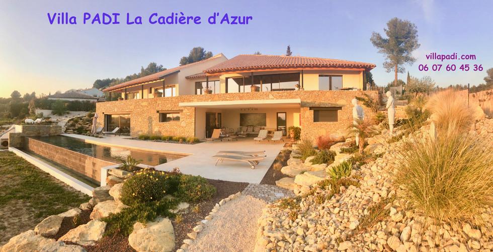 Villa PADI