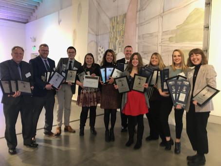 Lukas Partners Earns 39 Awards at PRSA Nebraska Paper Anvil Awards