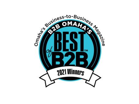 Lukas Partners Receives Best of B2B 2021 Award