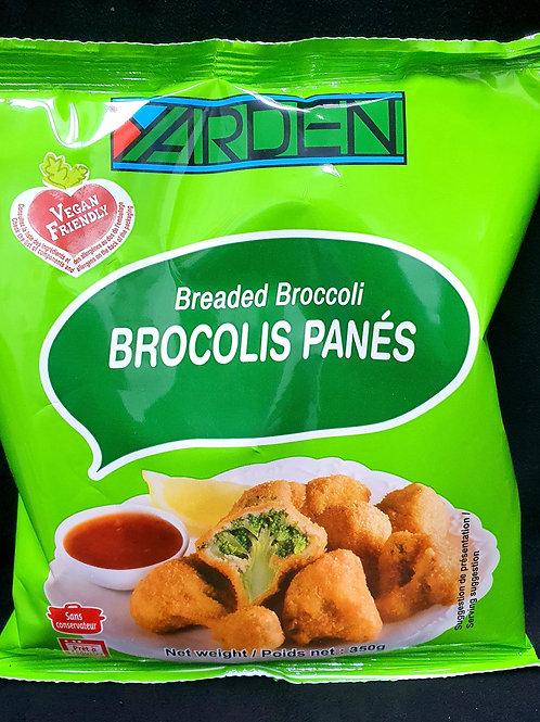 panierter Brokkoli