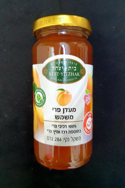 Israelische Aprikosenmarmelade