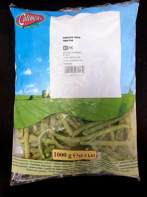 Bohnen grüne, gefroren 1kg