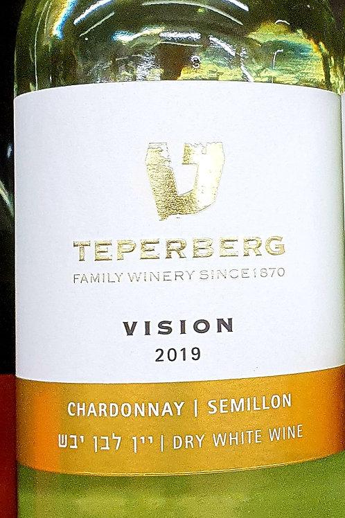 Teperberg Vision Chardonnay Semillon 2019