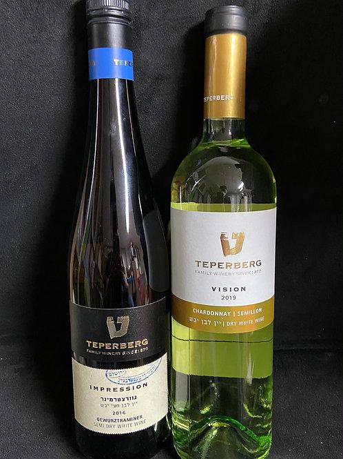 Teperberg Wein Paket