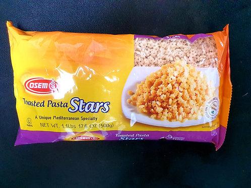 Toasted Pasta Stars Osem 500g