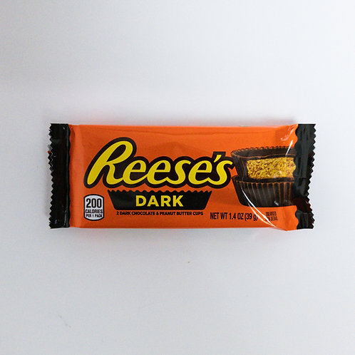 Reese's DARK Peanutbutter Cup