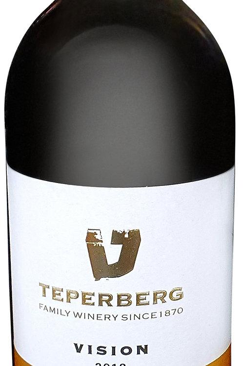 Teperberg Vision Cabernet Sauvignon Petite Sirah 2018