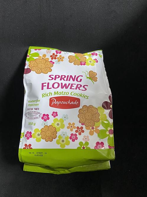 Spring Flowers Kekse
