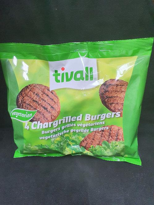 vegetarische Hamburger Tivall