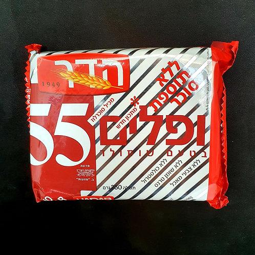 zuckerfreie Schokoladenwaffeln (Parve)