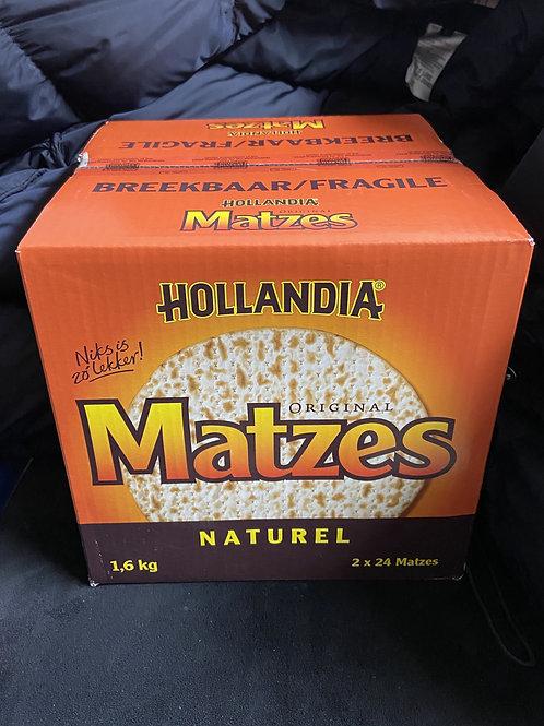 Hollandia Matzes