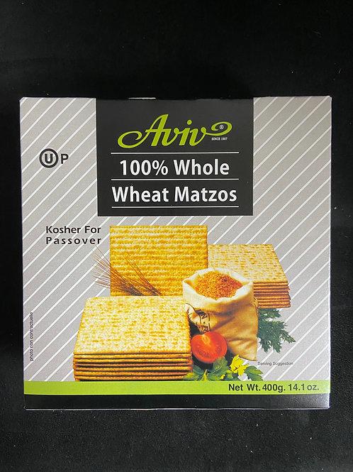 Aviv Weizen Matzes