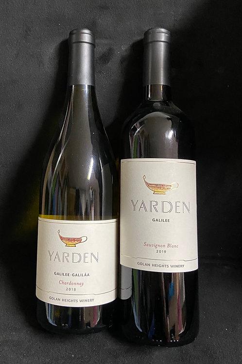 Yarden Wein Paket Weiß