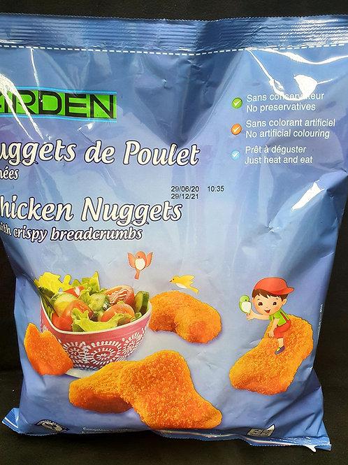 Koschere Hähnchen Nuggets