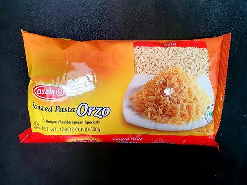 Toasted Pasta Orzo Osem 500g