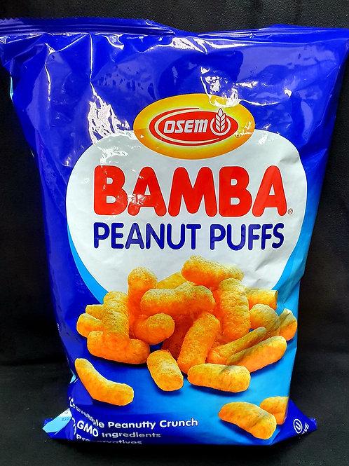 Bamba Erdnuss Puffs 200g