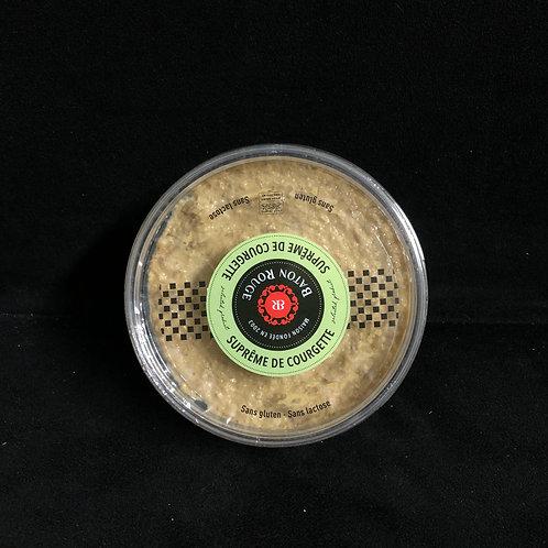 Gegrillte Zucchini mit Zwiebeln