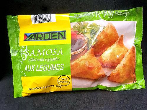 vegetarische Samosa