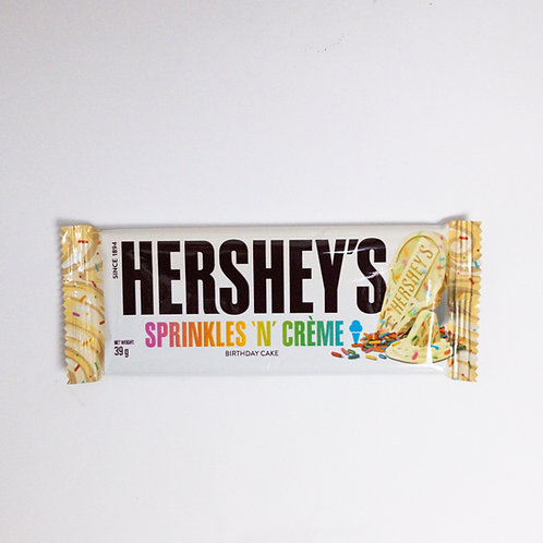 Hershey's Sprinkles'n'Creme