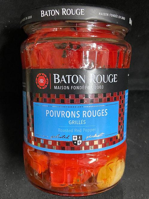 Gegrillte eingelegte Paprika
